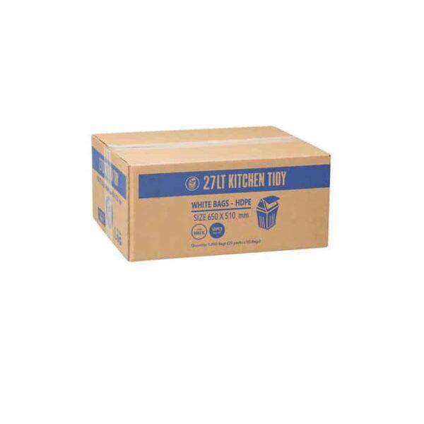 l white carton