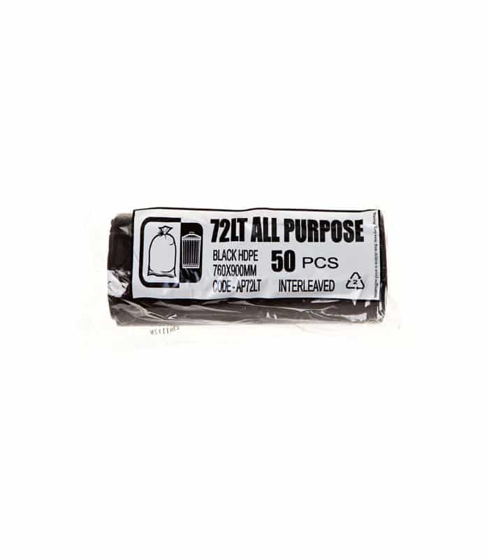 l black all purpose roll