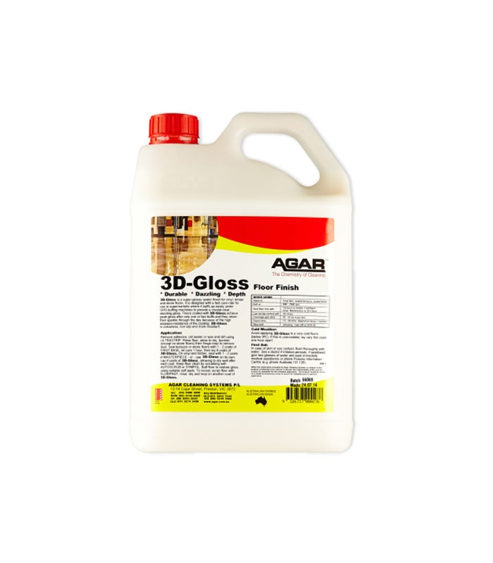 Agar D Gloss Floor Finish L