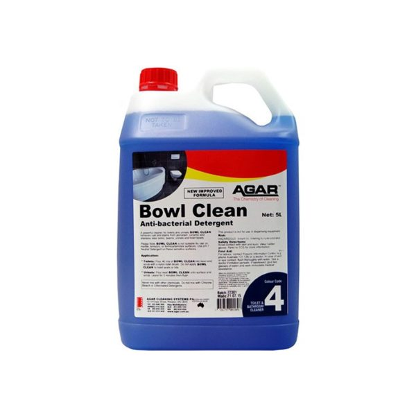 Agar Bowl Clean L