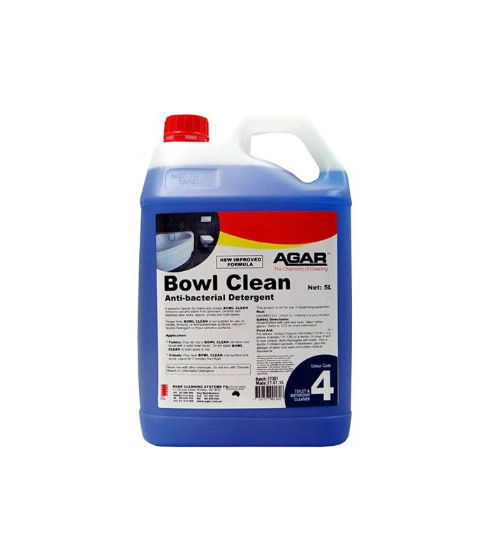 Agar Bowl Clean L