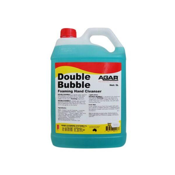 Agar Double Bubble Foaming Soap L