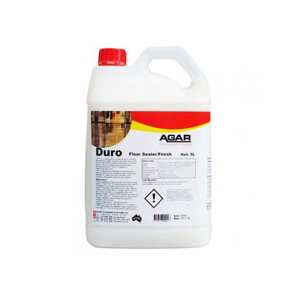 Agar Duro Floor SealerFinish L