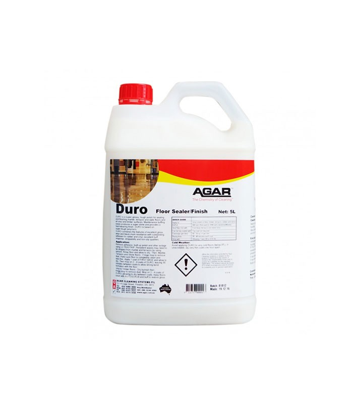 Agar Duro Floor SealerFinish L