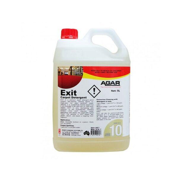 Agar Exit Carpet Detergent L