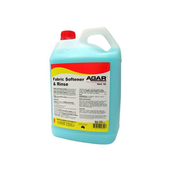 Agar Fabric Softener Rinse Lt