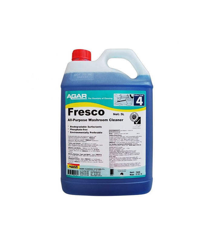 Agar Fresco L Washroom Cleaner