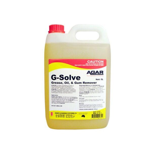 Agar G Solve L