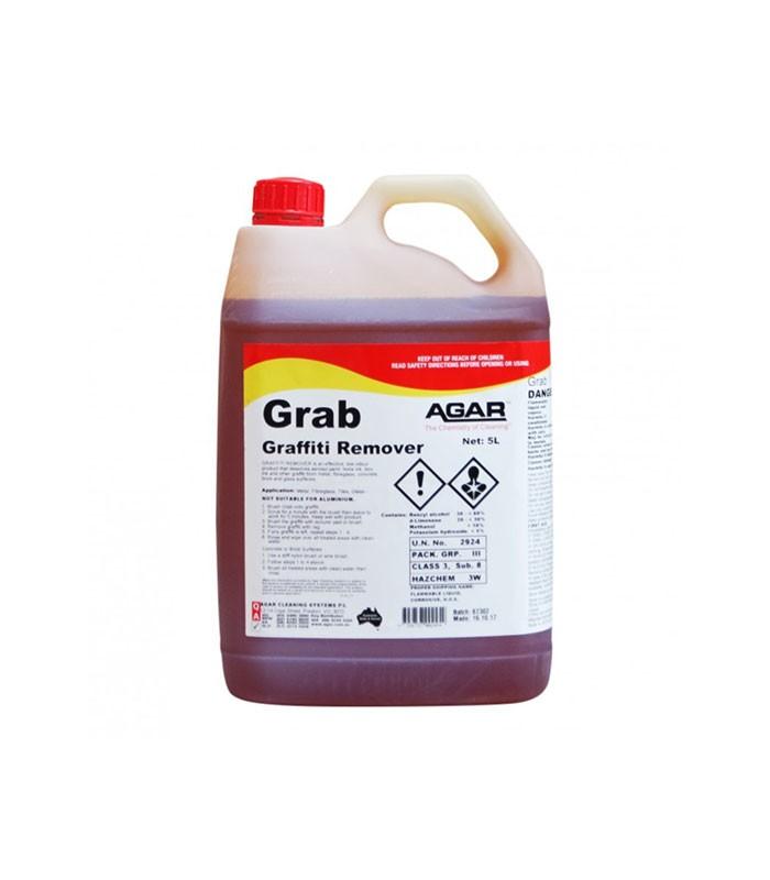 Agar Grab Graffiti Remover L