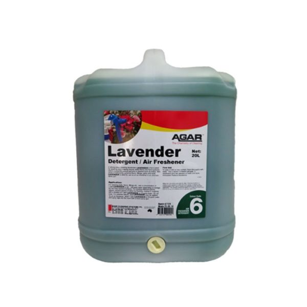 Agar Lavender Air Freshener Detergent L