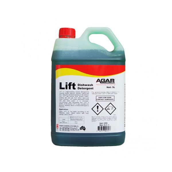 Agar Lift Dishwashing Detergent L