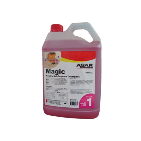 Agar Magic L Neutral All Purpose Detergent