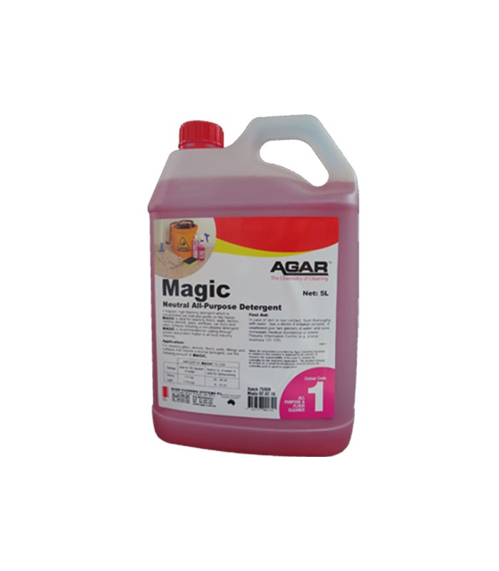 Agar Magic L Neutral All Purpose Detergent