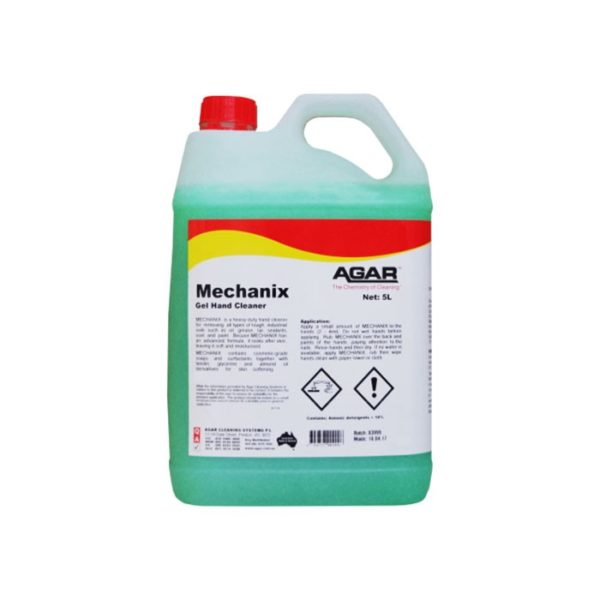 Agar Mechanix Gel Hand Cleaner L