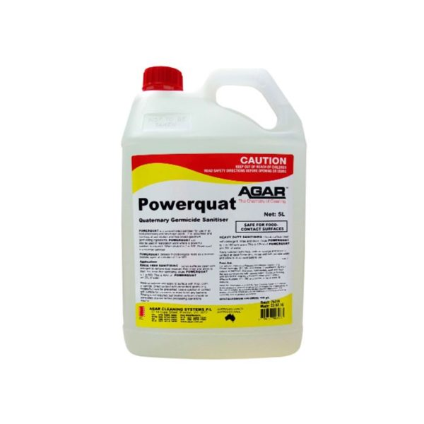 Agar Powerquat Sanitiser L