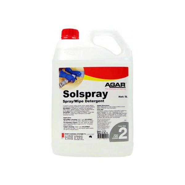 Agar Solspray L