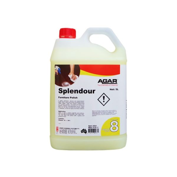 Agar Splendour Furniture Polish L