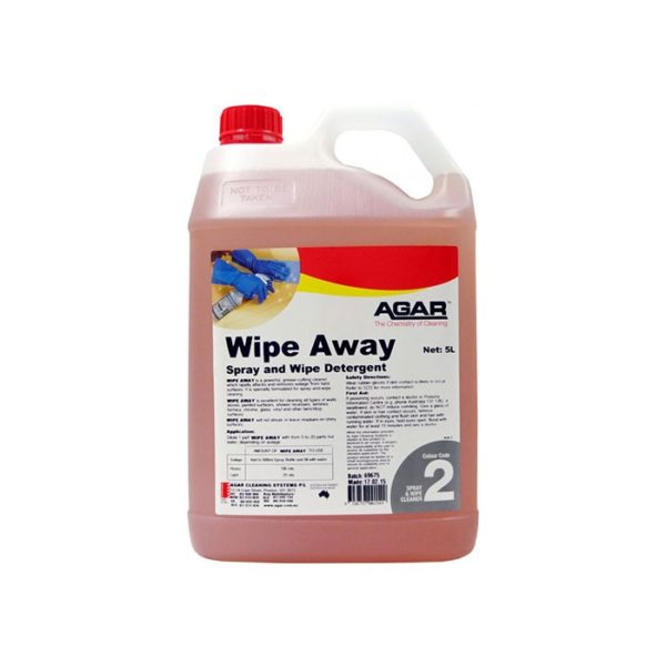 Agar Wipe Away L