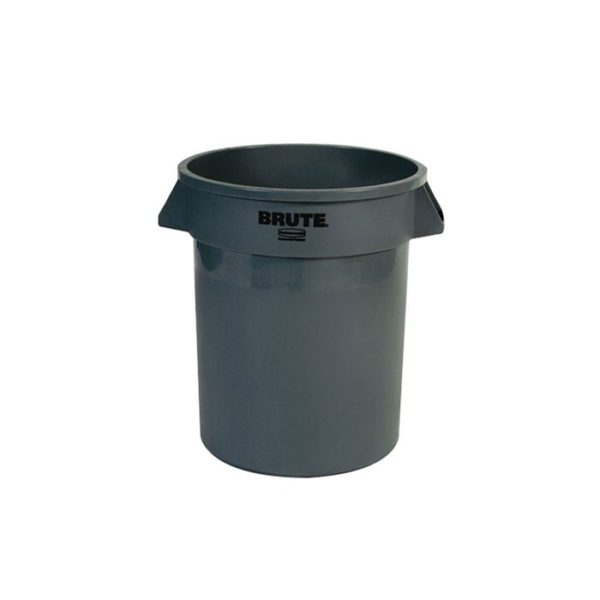 Brute L Rubbish Bin Grey