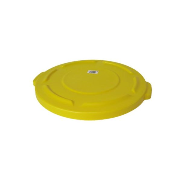Brute Lid Yellow For L Bin