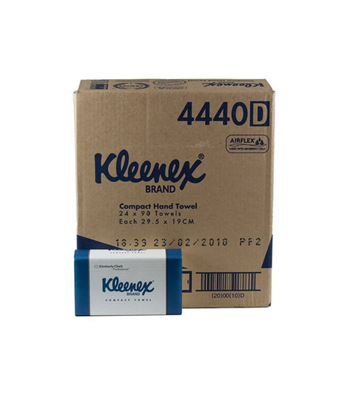 Compact Hand Towel Kleenex
