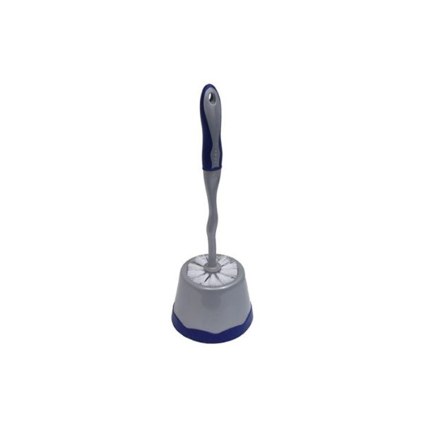 Deluxe Toilet Brush With Holder Brware