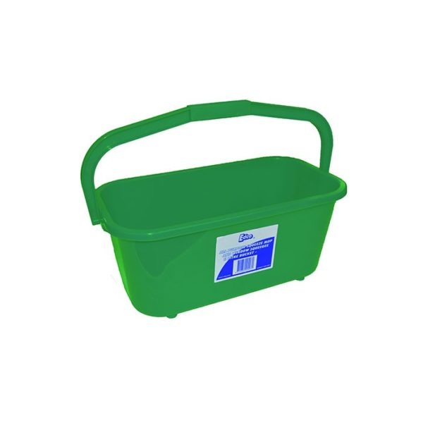 Edco All Purpose Litre Green Bucket