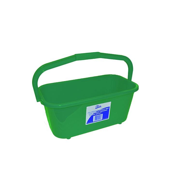 Edco All Purpose  Litre Green Bucket