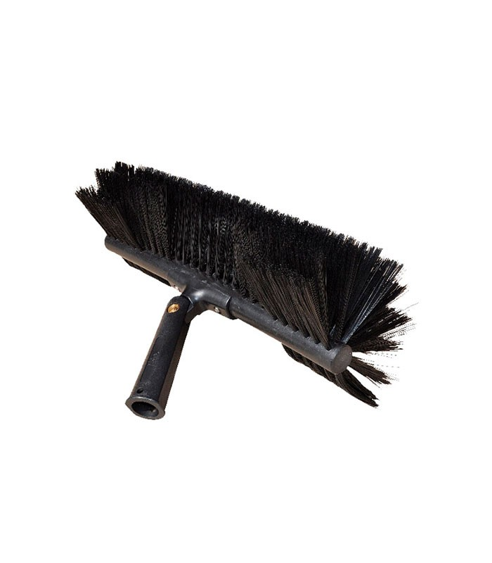 Edco Brush With Swivel Handle