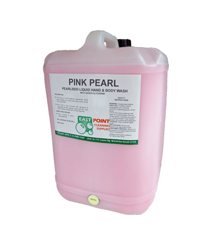 Epcs Hand Body Liquid Soap Pink Pearl