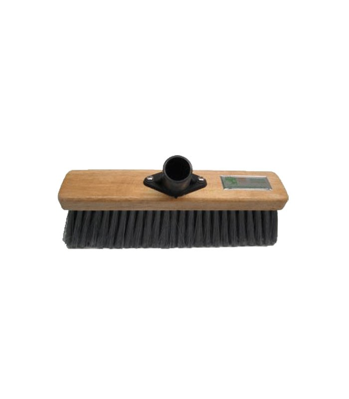 Epcs Indoor Broom Head Mm Timber Backed