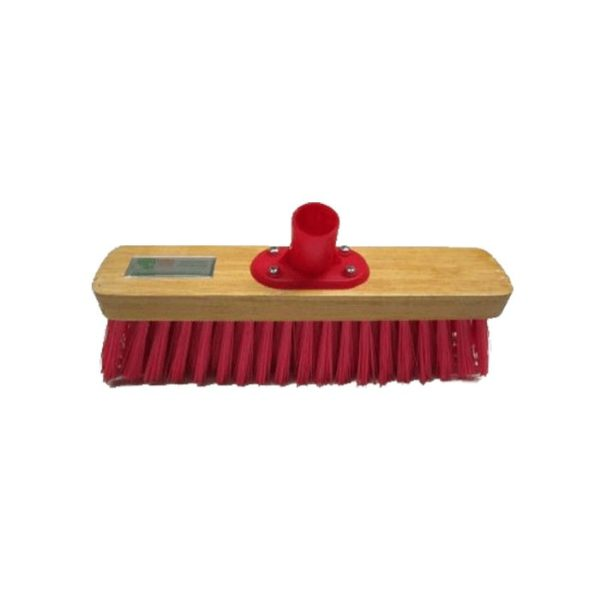 Epcs Outdoor Broom Head Mm Timber Backed