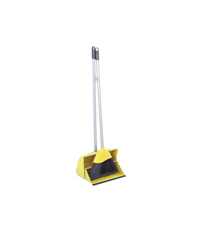 Lobby Dustpan Set Yellow