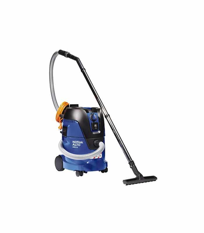 Nilfisk Aero Pc Wet Dry Vacuum Cleaner