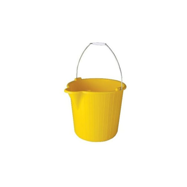 Oates L Duraclean Super Bucket Yellow
