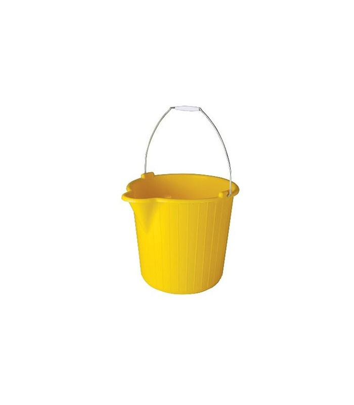 Oates L Duraclean Super Bucket Yellow
