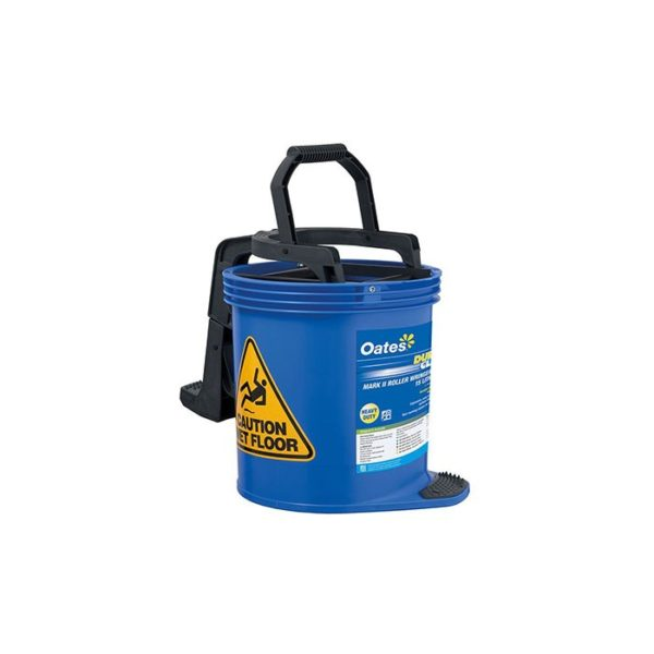 Oates Duraclean Mark Ii Mop Bucket L Blue