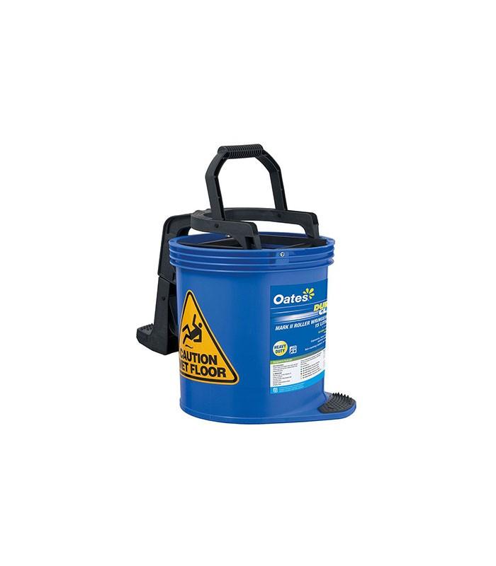 Oates Duraclean Mark Ii Mop Bucket L Blue