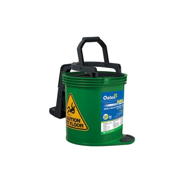 Oates Duraclean Mark Ii Mop Bucket L Green