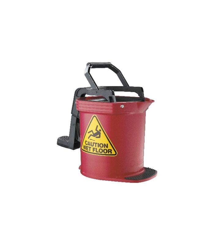 Oates Duraclean Mark Ii Mop Bucket L Red