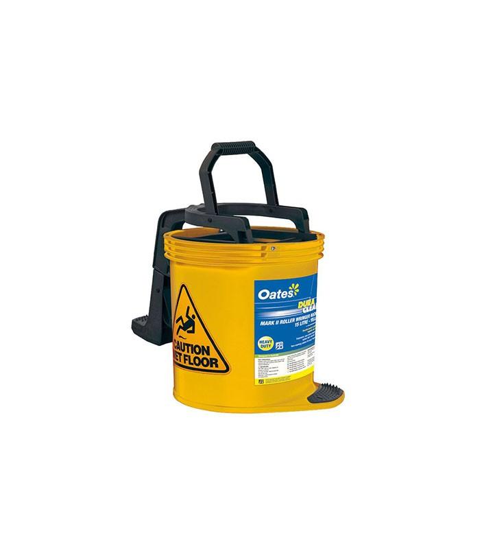 Oates Duraclean Mark Ii Mop Bucket L Yellow