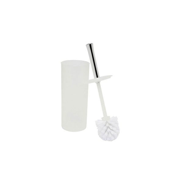 Oates Enclosed Toilet Brush Set