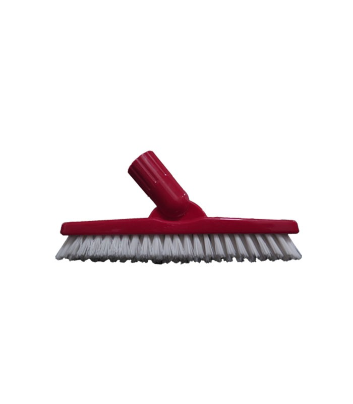 Oates Grout Scrubbing Brush Red