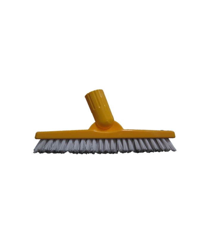 Oates Grout Scrubbing Brush Yellow