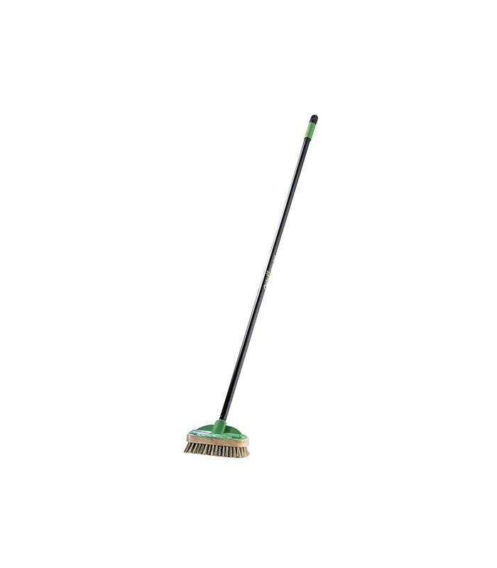 Oates Household Deck Scrub Complete With Handle