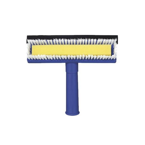 Oates Window Cleaner Sponge Bristles To Remove Dirt