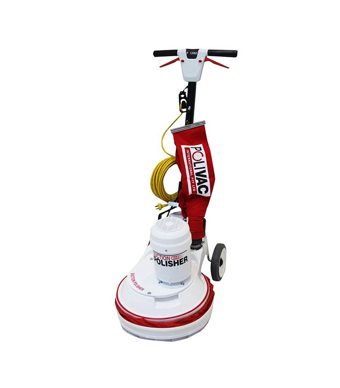 Polivac Suction Polisher