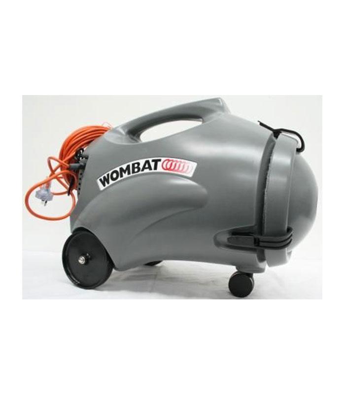 Polivac Wombat Dry Vacuum Cleaner Grey