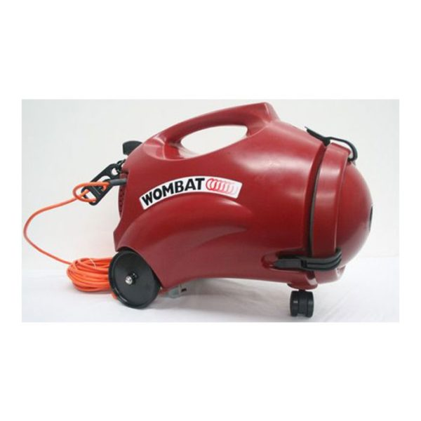 Polivac Wombat Dry Vacuum Cleaner Red