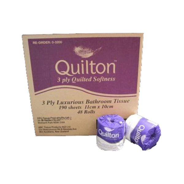 Quilton Toilet Paper
